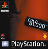 Cold Blood - Sony Playstation 1 - PSX PS1 - nur CDs + Anleitung sehr gut