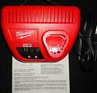 MILWAUKEE M12 12 VOLT CHARGER 48-59-2401 NEW FREE SHIPPING!