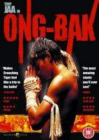 Ong-Bak 2-Disc Dvd Tony Jaa Brand New & Factory Sealed