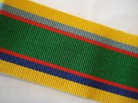 Army Cadet Forces Medal Ribbon, Full Size, Army, British, Military, ACF, New