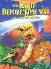 The Land Before Time VII: The Stone of Cold Fire (DVD, 2000)