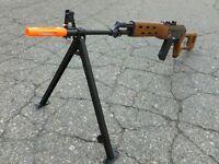 Jinggong JG Full metal gearbox AK SVD AK47 Electric Airsoft AEG Sniper Rifle
