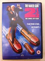 LESLIE NIELSEN THE NAKED GUN 2 1/2 : The Smell Of Fear 1991 Comedia GB DVD