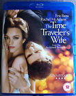 Eric Bana Rachel McAdams VIAGGIAVA NEL TEMPO WIFE 2009 UK Blu-ray Traveller