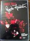 Tres Días protagonizada por Jane's Addiction 1997 Concierto Película GB DVD