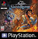 PS1 - Disneys Aladdin - Nasiras Rache ** Playstation 1 + 2 Spiel