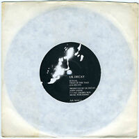"""UK DECAY 'Sexual' / 'Twist In The Tale' 1981 gothic 7"""" new unplayed"""