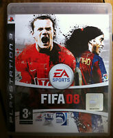 FIFA Soccer 08 / 2008 for Sony PlayStation 3 ~ PS3 Superb Soccer Footba/l Game