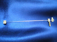 Schatz 53 400 Day Anniversary Clock Suspension Spring Wire Unit 10A - Horolovar