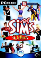Die Sims Deluxe (PC, 2002, DVD-Box)