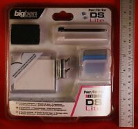 Essentials Pack for Nintendo DS Lite [ by Bigben ] QTY: 1