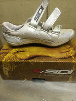 Sidi Zephyr Carbon Women's Pearl White Cycling Road Shoes