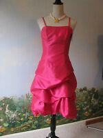 Da Vinci Fuchsia Prom Homecoming Bridesmaid Cocktail Dress New size 8