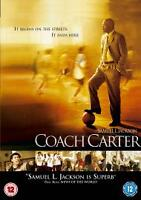 Coach Carter [DVD], Good DVD, Samuel L. Jackson, Thomas Carter