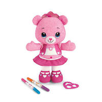 FISHER PRICE DOODLE BEAR PINK ROSE NEW