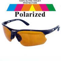 Polarized Polarised Lens Car Driving Fishing Sport Golf Sunglasses & Case POL726