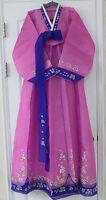 Korean Hanbok Traditional Costume Dress Set/ Women / 2pcs/ women Dress -S . VV5