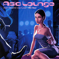 NEW Asia Lounge 4 (Audio CD)