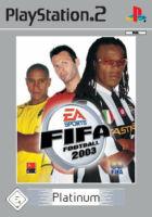 FIFA Football 2003 (Sony PlayStation 2, 2003, DVD-Box)