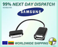 USB OTG Host Cable Adapter for Samsung Galaxy Tab 2 10.1 GT-P5110 16GB 32GB