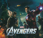 USED (VG) Avengers: The Art of Marvel's The Avengers by Jason Surrell