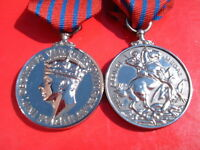 British Medals - The George Medal die struck copy full size replacement medal