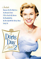 Doris Day Collection Vol. 2 (DVD, 2007, 6-Disc Set) Brand New