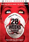 28 Weeks Later (DVD, 2009, Full Frame)