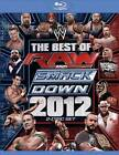 WWE: The Best of Raw and Smackdown 2012 (Blu-ray Disc, 2013, 2-Disc Set) MINT