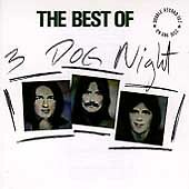 The Best of Three Dog Night by Three Dog Night (CDr (CD), Oct-1990, MCA (USA))