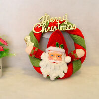 Christmas Hanging Decorations /Snowman/Santa Xmas Tree Ornaments