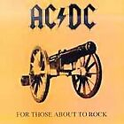 AC/DC - For Those About To Rock We Salute You [Remaster] (CD Jun-1994, Atlantic)