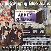 The Swinging Blue Jeans - At Abbey Road 1963-1967 (1998),RARE CD ISSUE UK MADE