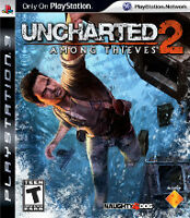 Uncharted 2: Among Thieves (Sony PlayStation 3, 2009)  Complete Tested