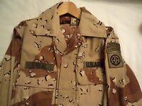 82ND AIRBORNE RANGER Uniform COMPLETE DESERT STORM