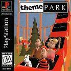 Theme Park (Sony PlayStation 1, 1995)