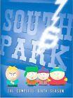 South Park - The Complete Sixth Season (DVD, 2005, 3-Disc Set)