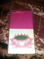 REM R.E.M. LOTUS 3 INCH CD SINGLE SNAPBOX EDITION