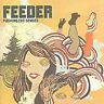 Feeder 'Pushing the Senses' (2005 CD) VG - FREE 1ST CLASS POST
