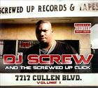 NEW 7717 Cullen Blvd 1 (Audio CD)