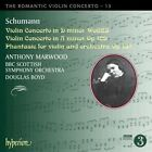 NEW Schumann: Violin Concertos / Phantastic (Audio CD)