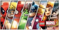 Minifigures Marvel Super Heroes - Choose Your Figure - Au choix