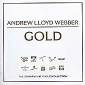 Gold - The Definitive Hit Singles Collection, Andrew Lloyd Webber, Very Good Imp