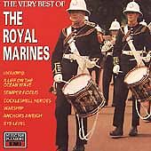 The Very Best of The Royal Marines, , Very Good CD