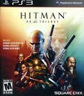 Hitman HD Trilogy (Sony PlayStation 3, PS3, 2013) BRAND NEW