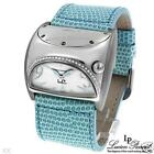 LORENZO POZZAN ITALY STRATOSPHERE SWISS MOVEMENT LADIES WATCH WITH DIAMONDS. NEW