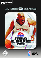 NBA Live 2004 (PC, 2005, DVD-Box)