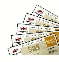 $500 Restaurant.com  Gift Card - No Expiration All 50 States!