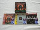 KANSAS JAPAN 3 Mini LP Blu-spec CD PROMO BOX SET VOL2