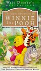 Brand New Sealed The Many Adventures of Winnie the Pooh (VHS,1996 Clam Shell Box